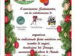 Scambio auguri Santo Natale 2016