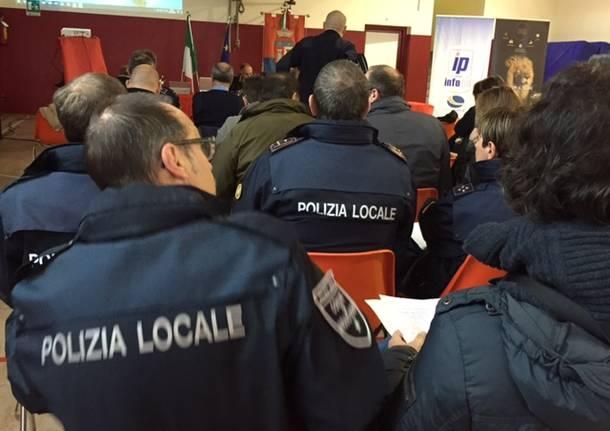 Polizia locale a convegno