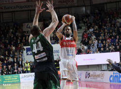 Openjobmetis Varese - Sidigas Avellino 77-79 dts