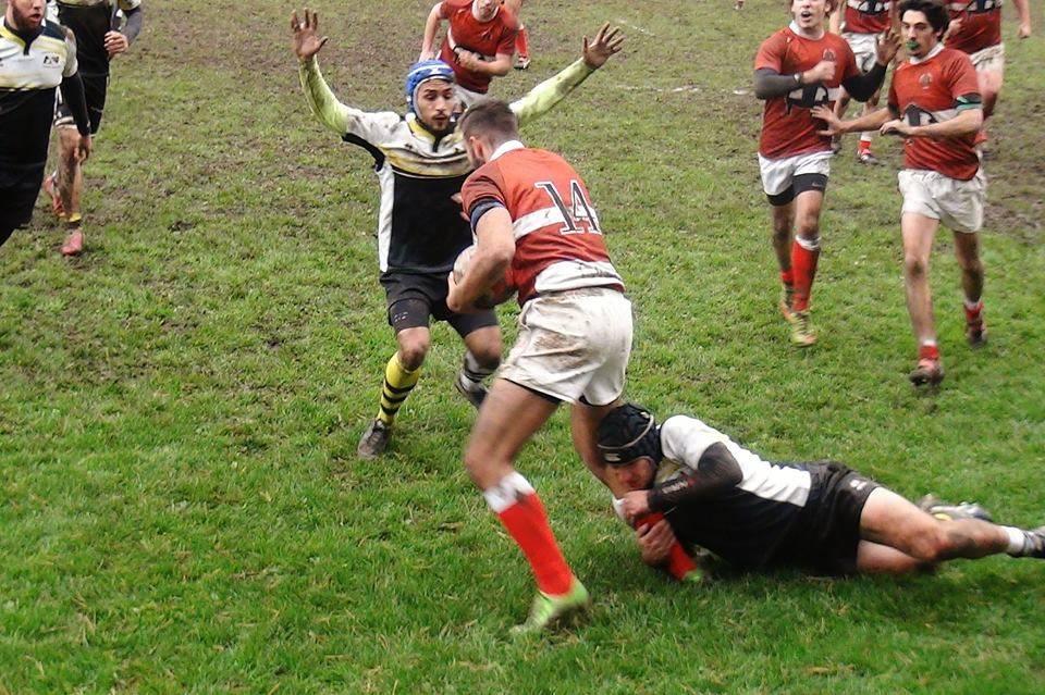 Rugby Varese - Amatori Union Milano