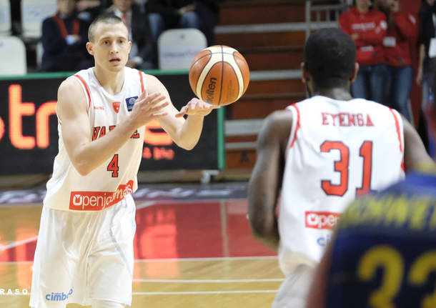 Openjobmetis Varese – Ewe Baskets Oldenburg 76-71