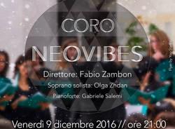 Coro NeoVibes: Concerto di Natale a Cerro Maggiore