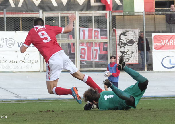 Varese - Chieri 0-2
