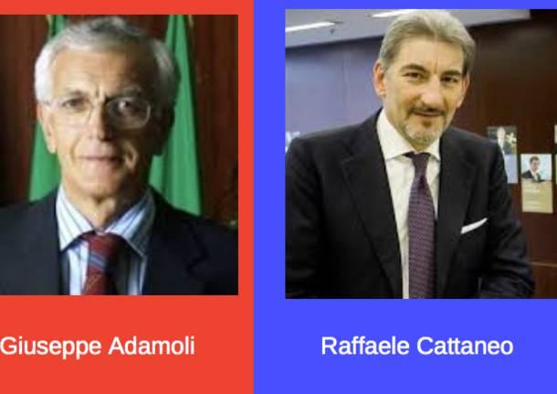 Cattaneo e Adamoli