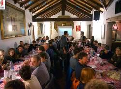 cena cai rifugio san magno novembre 2016