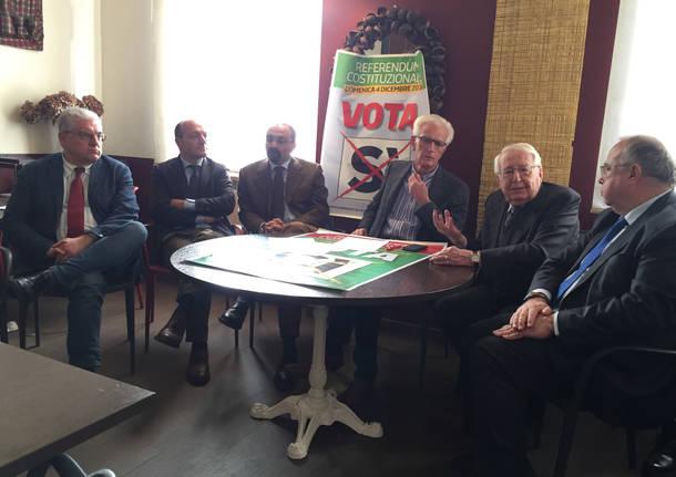 Comitato per il sì varese