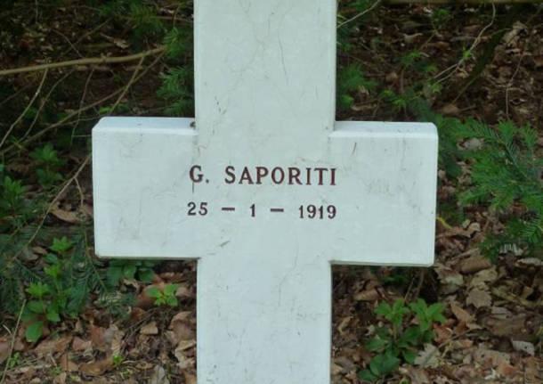 Croce bianca G. Saporiti