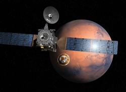 Exomars satellite Marte