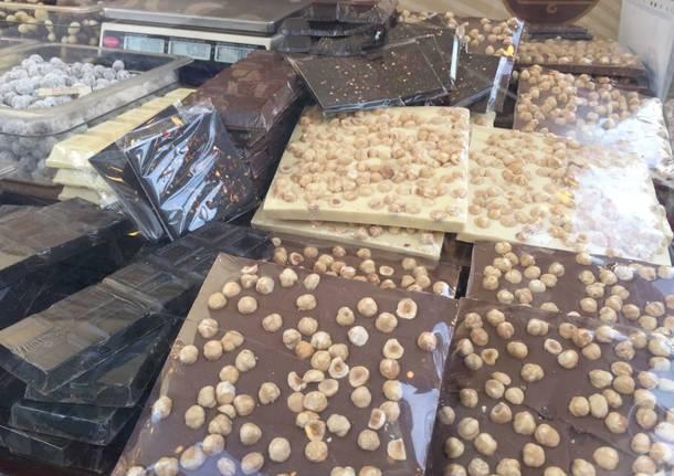 Festa del cioccolato a Varese