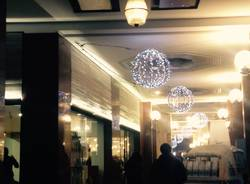 Galleria Manzoni illuminazione Natale