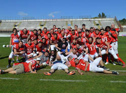 gorillas varese football americano