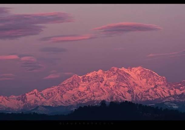 Il Monte Rosa - foto La Laura