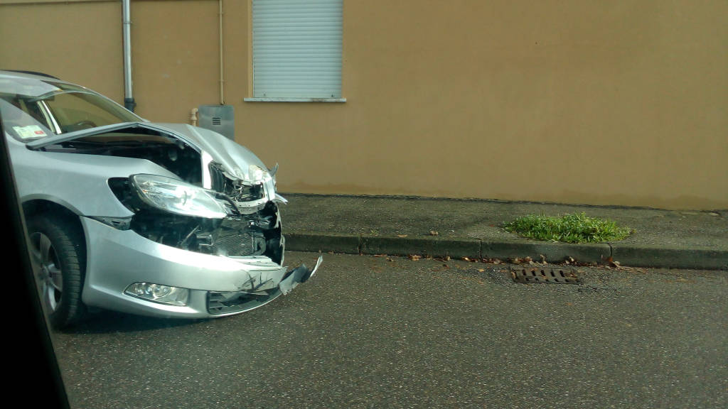Incidente a Cassano Magnago