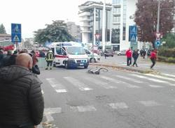 Incidente in via Torino