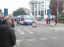 Incidente in via Torino