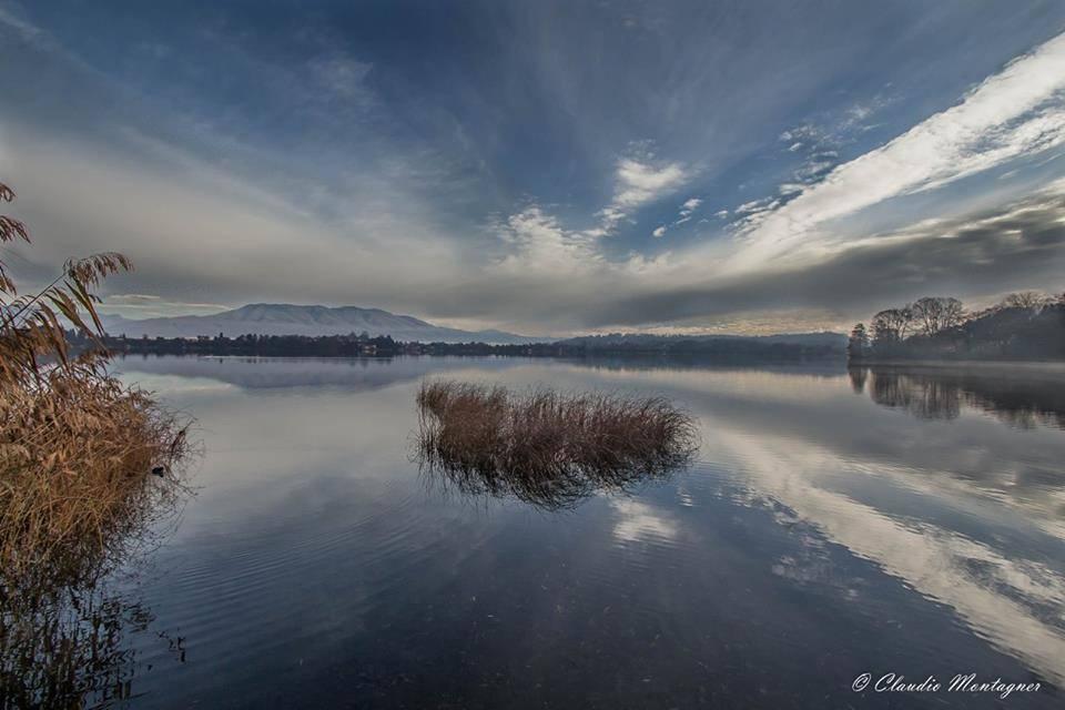 L'Inverno al Lago di Monate