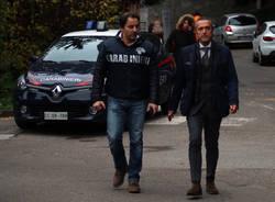 leonardo cazzaniga arresto medico ospedale saronno carabinieri