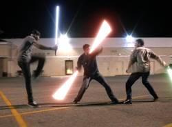 light saber spada laser