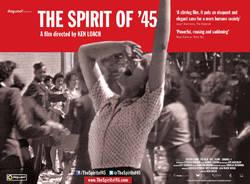 locandina film the spirit of 45