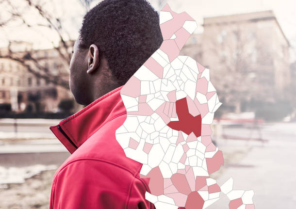 mappa richiedenti asilo provincia di Varese