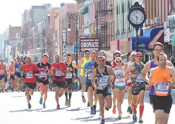 maratona di new york 2016