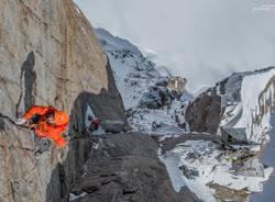 montagna scalata