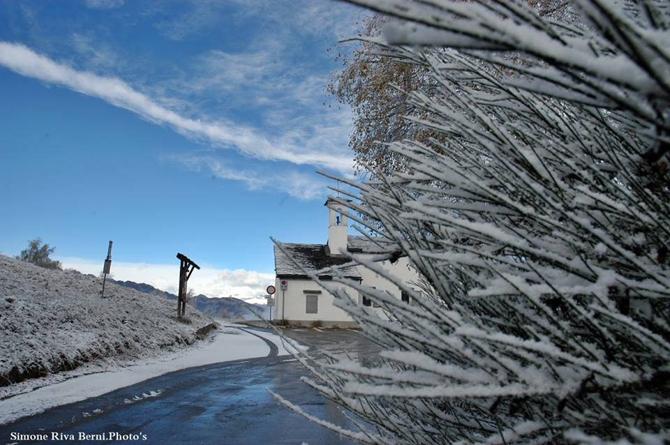 Neve in Forcora