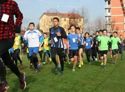 """Oltre 600 atleti per il """"Cross di Origgio"""""""