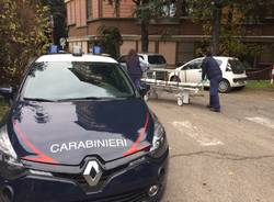 perquisizioni arresti ospedale Saronno