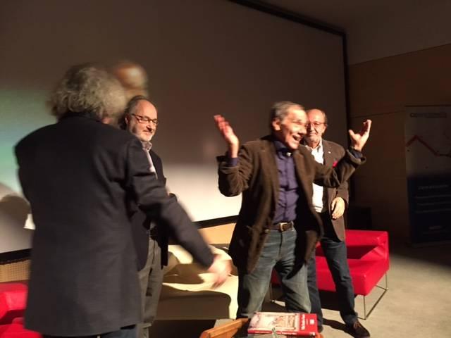 Roberto Vecchioni al Premio Chiara