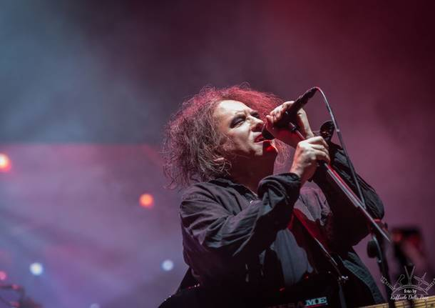 The Cure in concerto al Forum di Assago