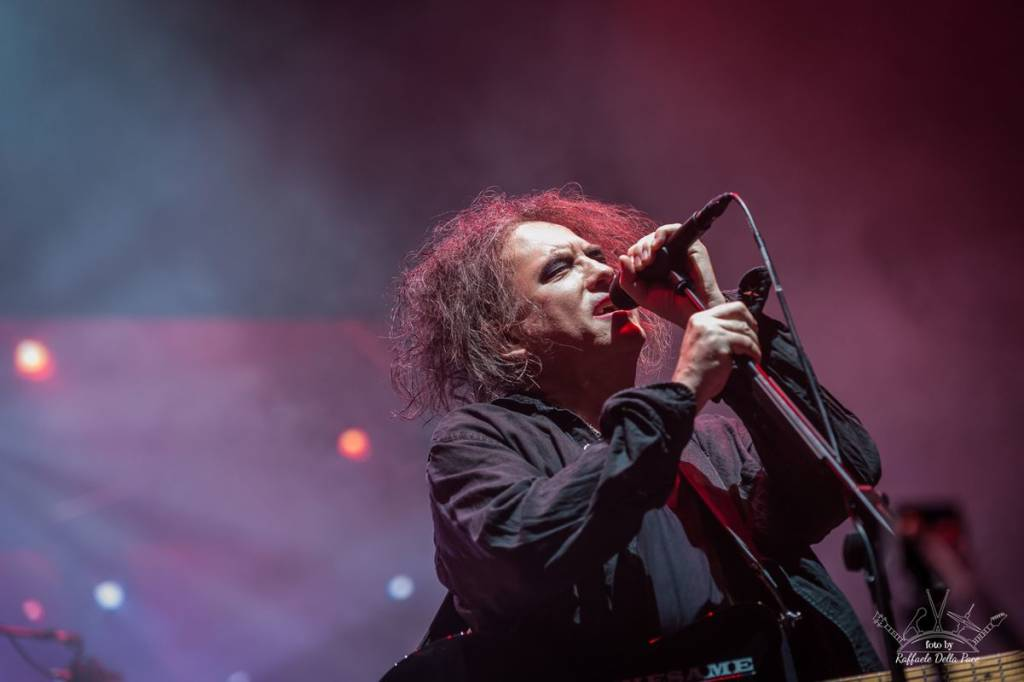 The Cure in concerto al Mediolanum