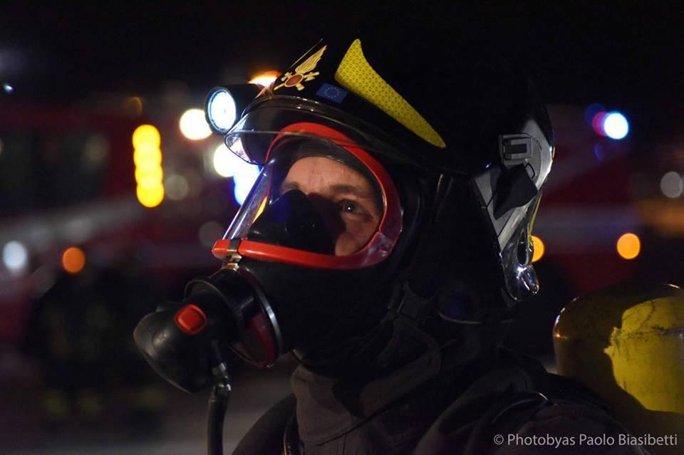 Una mostra fotografica sui Vigili del Fuoco