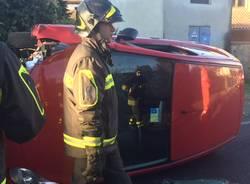 7 dicembre 2016 incidente ad Azzate