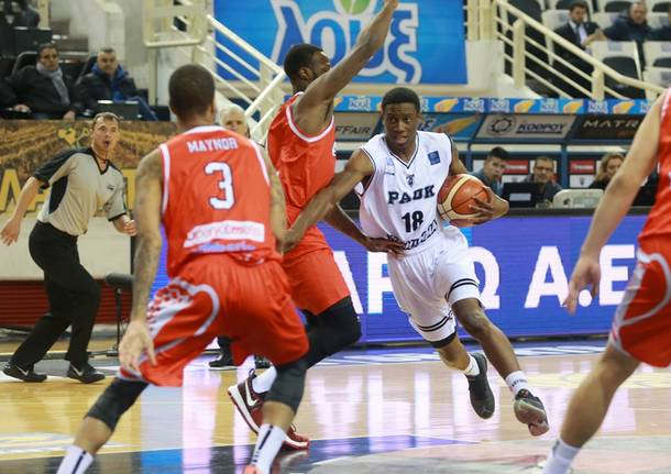 PAOK Salonicco – Openjobmetis Varese 78-69