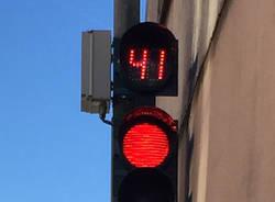 Arcisate -  Semafori temporizzati
