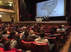 assemblea immigrati al liceo ferraris