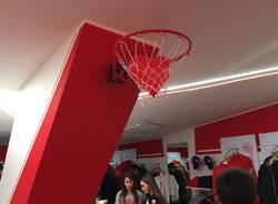 Basket negozio pallacanestro Varese
