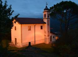 Besano, il colle di San Martino - foto di Marianna Salerno