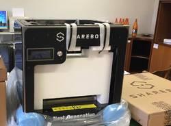 Bisuschio - Un robot e una stampante 3D per la scuola