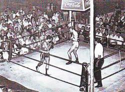 boxe a besano 1969 pugilato