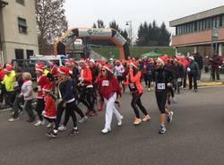 Buguggiate - La corsa dei Babbi Natale 2016