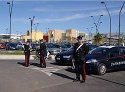 carabinieri a piedi controlli