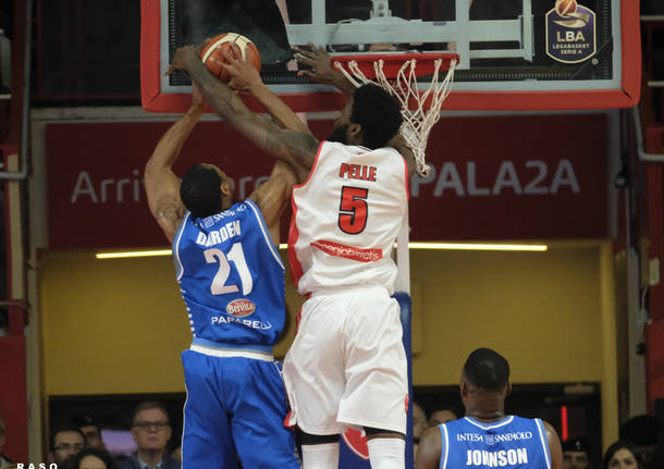 Openjobmetis Varese - Red October Cantù 82-92