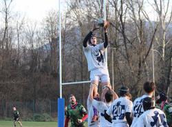 Rugby: Unni - Rosafanti 34-7