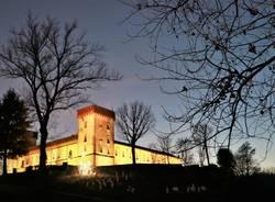 la sera a Monteruzzo