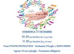 Lezione-concerto Musi...qua, musi...là, MUSICA!!!! Per bambini da 0 a 6 anni e i loro genitori