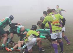 Rugby nella nebbia
