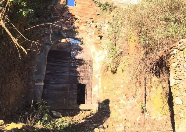 Le condizioni del Castello di Belforte