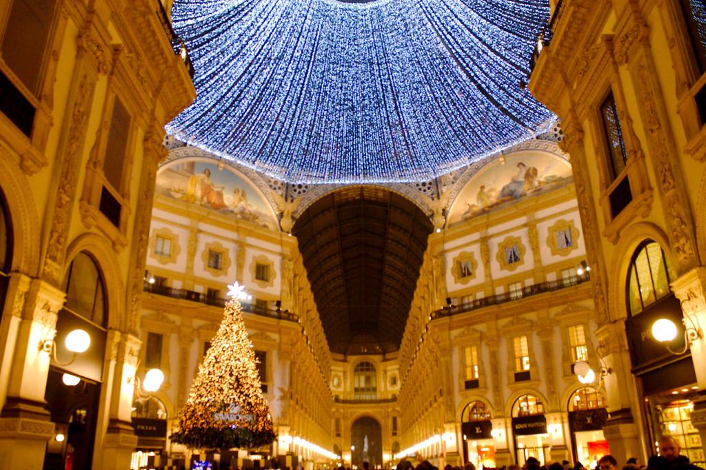Natale in Galleria
